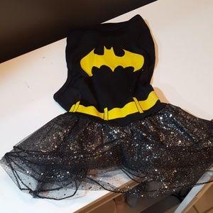 Accessories - Batman dress for small dog